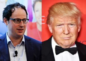 Nate Silver and Donald Trump
